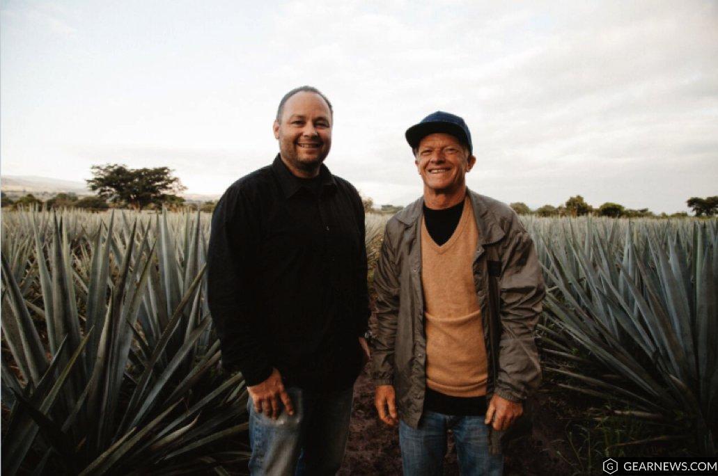 Fender Custom Shop's Paul Waller and Gary Linden