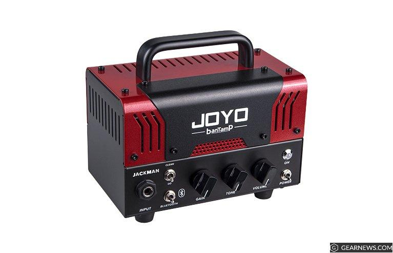 JOYO BanTamP Jackman Bluetooth mini tube guitar amp head