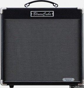 Roland Blues Cube Hot 'British EL84 Modified' guitar amp with power output selector