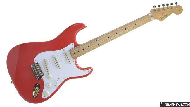 Fender FSR '50s Stratocaster in Fiesta Red