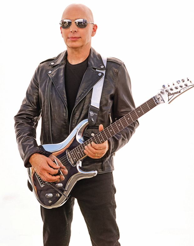 joe satriani master class satch shows you how to express yourself on guitar pro music news. Black Bedroom Furniture Sets. Home Design Ideas